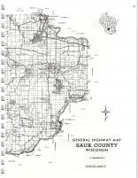 Map Image 030, Sauk County 1974